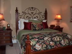Pillows and Coverlet