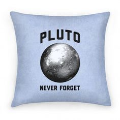 Ha!! I should really get this. Poor Pluto!