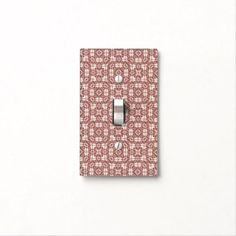 Personalized floral bunny easter gift tags ethnic bold geometric pattern light switch cover negle Choice Image