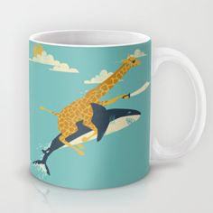 Onward! Mug by Jay Fleck - $15.00