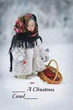 Niña invernal