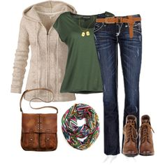 Easy Casual Style