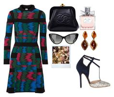 """""""Tyecha-stylecloset"""" by tyecha-stylecloset on Polyvore featuring M Missoni, Chanel, Damico, Christian Dior, Tom Ford and Yves Saint Laurent"""