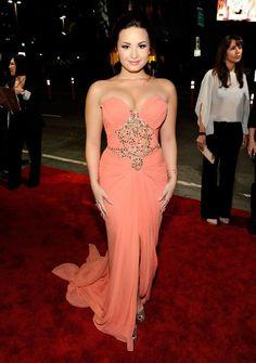 Demi Lovato People's Choice Awards 2012