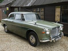 ROVER 3 - LITRE P5 SALOON Classic Cars British, British Car, Commercial Vehicle, Old Cars, Motor Car, Motors, Euro, Antique Cars, Automobile