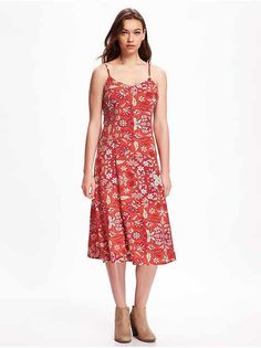 Women's Clothes: Dresses by Fit | Old Navy
