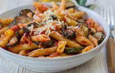 Slow Cooker Zucchini Ziti | Weight Watchers Recipes