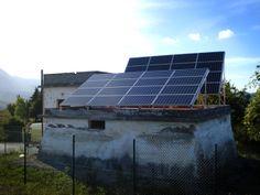 Instalación fotovoltaica en Abadiño (Bizkaia)