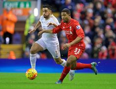 Time for Reds fringe players to shine again  Swansea vs. Liverpool Preview