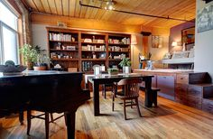 It's our Sale of the Week Wood Ceilings, Chicago, Bedroom Loft, Wall Storage, Exposed Brick, House 2, Large Windows, Kitchen And Bath, Restaurant Bar