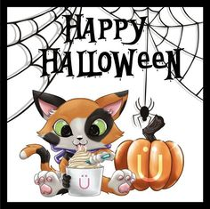 From Yogen Früz to you, Happy Halloween! We hope you have fun, stay warm, and stay safe! . . . #YogenFruz #yogenlover #froyo #Halloween #trickortreat #cute #cat #costumes #children #kids #dressup #fun #party #spooky #treat #snack #healthy #guiltfree #love #life #smile #share #moment