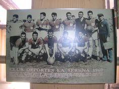 Deportes La Serena: Plantel 1960