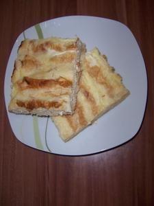 """Rezept: """" Serbische Pita """" mit Quarkfüllung"""