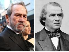 13 Celebrities Who Look Like Presidents