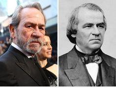 13 Celebrities Who Look Like Presidents