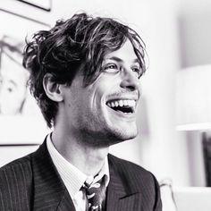 Repinning cuz I LOVE HIS SMILE!