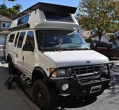 ford sportmobile | 2001 Sportsmobile Cruisertop 4x4 - Used Ford E-series Van for sale in ...