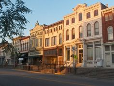 Winchester, KY : the high side of main..My hometown