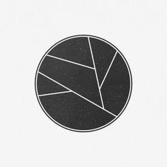 dailyminimal: #MI15-203 A new geometric design every day.