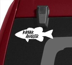 Excited to share this item from my shop: Smallmouth Kayak Angler vinyl decal, Smallmouth Kayak angler, Kayak angler sticker, smallmouth kayak angler sticker, smallmouth bass angler Kayak Stickers, Kayak Decals, Sports Decals, Vinyl Decals, Types Of Organisation, Auto Glass, Vinyl Signs, Camping Life, Kayak Fishing