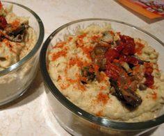 Smoked Oyster Hummus Recipe