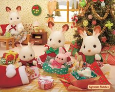152 Best Calico Critters And Sylvanian Families Images In
