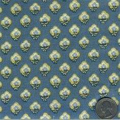 """WaverlyChambray Jane drapery fabric is printed on 100% cotton and ideal for curtains, drapery, pillows, bedding, crafts  more 54"""" wide - 100% cottonPermission has been granted by Waverly to display copyrighted designs. Product DesignsWaverly.All rights reserved."""