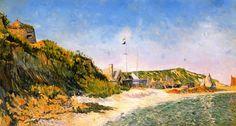 Port en Bessin, the Beach, 1883 - Paul Signac - WikiArt.org