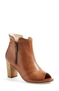 Paul Green 'Bellini' Peep Toe Bootie (Women) | Nordstrom