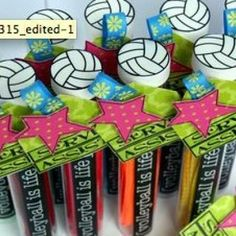 homemade softball gifts - Google Search