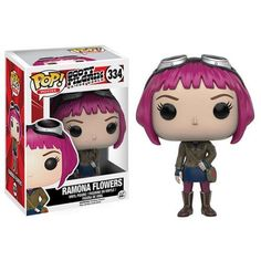 Scott Pilgrim vs. The World Ramona Flowers Pop! Vinyl Figure