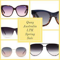 Quay Australia LTK Spring Sale! #ltkstyletip #ltkunder100 #liketkit @liketoknow.it #sunglasses #sunnyyvibes #shades #sunglassessunglassesaccessories #sunglassesfashion