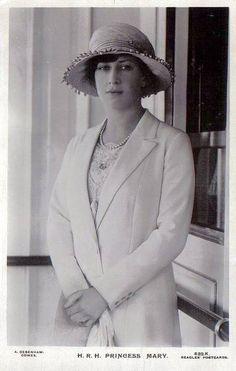 Princess Royal Mary future Viscountess Lascelles   Flickr - Photo Sharing!