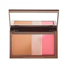 Blush Fard a Joues Highlighter Contour Bonzer 3 en 1 Maquillage Summer Makeup Look beaute-beauty.com #blush #bronzer #contouring #palette #makeup #maquillage #contour #beauty #tips