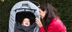 What do I need to know about baby sun shades? You can buy sun shades for your pushchair or buggy, as well as car-seat covers for infant car seats. Some baby sun shades have a dual purpose – as well as blocking out the sun, they create a darkened environment to help your child nap free of distractions. Some just provide an extended buggy hood, while others completely cover the front of the pushchair.
