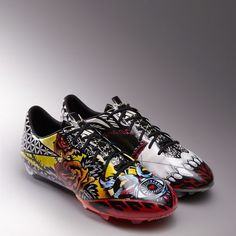 7bec52233fc adidas - Chuteira F50 Tattoo - Campo Football Gear