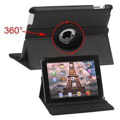 Funda multiposicion Ipad 2/ 3/ 4 color negro #friki #android #iphone #computer #gadget