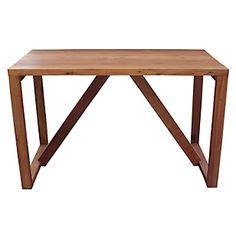 Mica Escritorio Temuco Roble Furniture, Home Decor, Oak Tree, Desktop, Yurts, Mesas, Home, Decoration Home, Room Decor