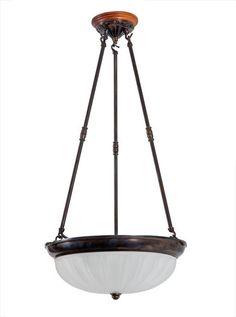 Gouger Art Deco Style Pendant, Lighting - Indoor Lighting - Pendant Lights