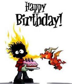 funny happy birthday image - Bing images