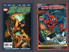 X-MEN The End Book 2 Heroes & Martyrs #5 Claremont Land Marvel 2005 Comic Book | Collectibles, Comics, Modern Age (1992-Now) | eBay!