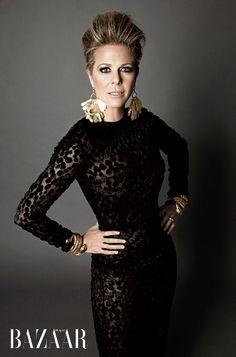Rita Wilson and Julianne Moore: Harpers Bazaar beauties