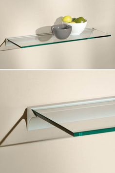 glasboard square rail 8mm glasregal k chen regale pinterest regal und k che. Black Bedroom Furniture Sets. Home Design Ideas