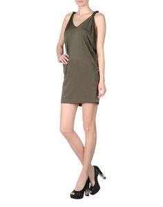 Miss Sixty military dress