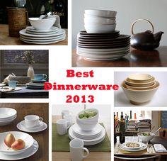 Maxwell's Dinnerware Picks: High & Low Best Dinnerware 2013