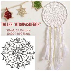 Best 12 Patterns and motifs: Crocheted motif no. Crochet Dreamcatcher Pattern, Crochet Snowflake Pattern, Crochet Motifs, Crochet Snowflakes, Doily Patterns, Crochet Doilies, Crochet Flowers, Crochet Patterns, Crochet Home