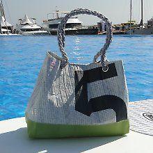 LES TOILES DU LARGE Accessoires et sacs en voile recyclée !  @neozarrivants www.NEOZARRIVANTS.com