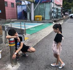 Cute Asian Babies, Cute Twins, Korean Babies, Cute Babies, Baby Girl And Dad, Father And Baby, Baby Love, Ulzzang Kids, Ulzzang Couple