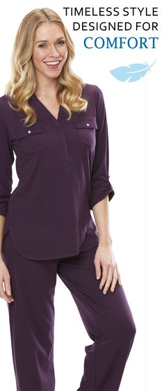 Enjoy the chic wicking sleepwear options available at Slumbersome.com!