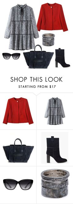 """Untitled #1743"" by vera87 ❤ liked on Polyvore featuring MANGO, Elizabeth and James, Lee Brennan Design, women's clothing, women, female, woman, misses and juniors"